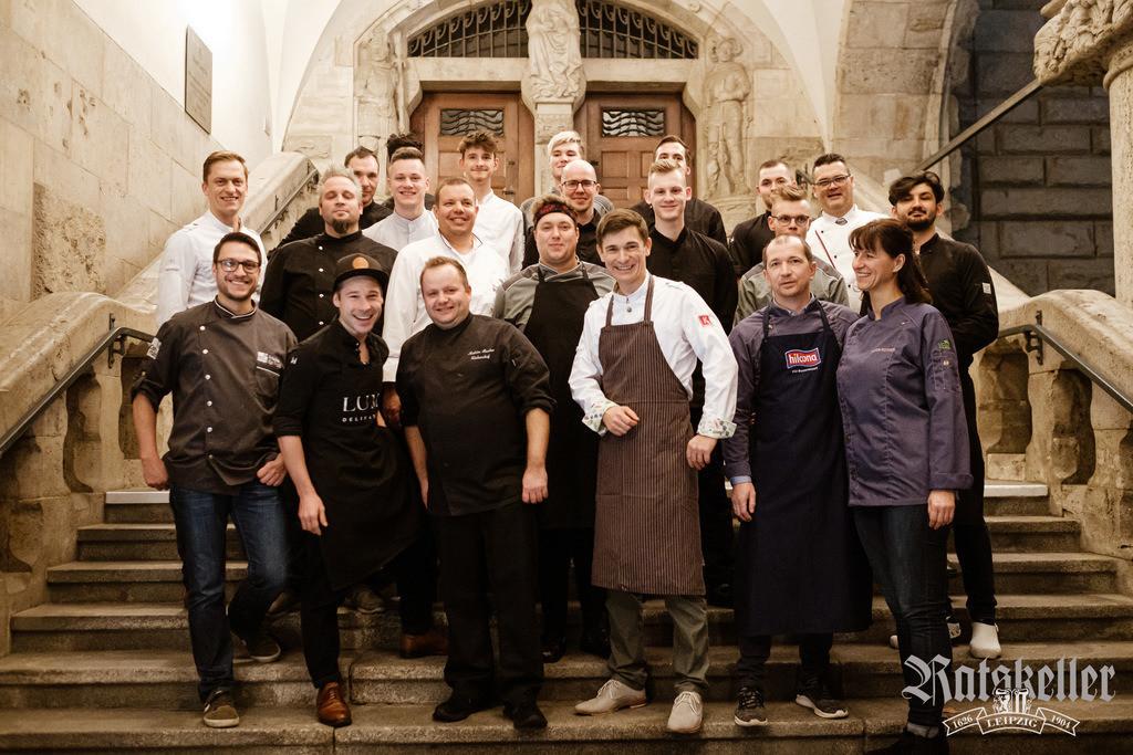 Ratskeller-Nacht-der-Gastronomen | Foto: Sandrino Donnhauser - www.sandrinodonnhauser.de