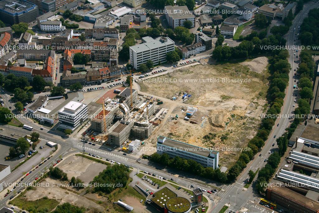 ES10080358 | Hans-Boeckler-Strasse Frohnhauser Strasse, ,  Essen, Ruhrgebiet, Nordrhein-Westfalen, Germany, Europa, Foto: hans@blossey.eu, 14.08.2010