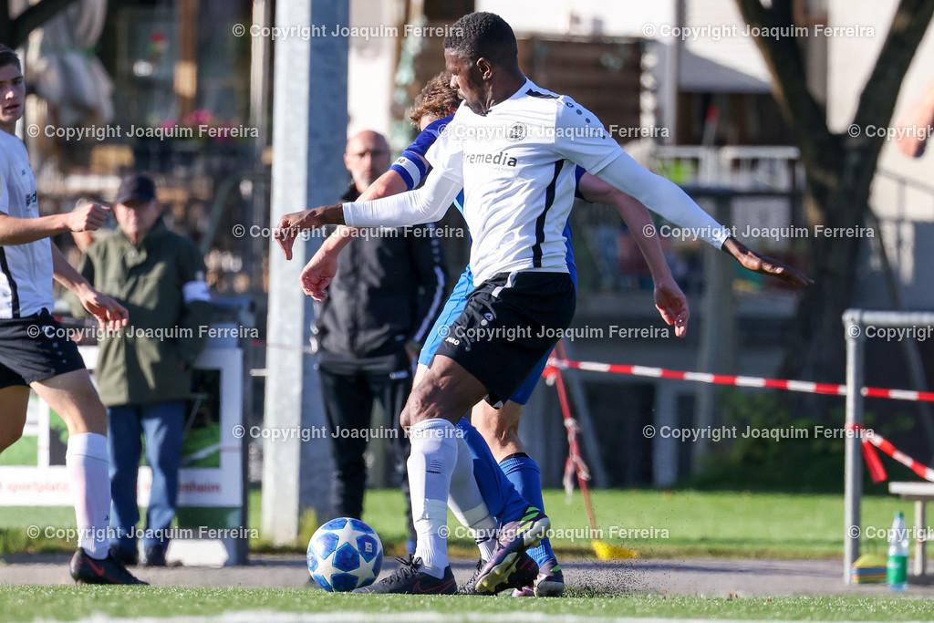 0551_3024 | 10.10.2020 Fussball Hessenliga SC Viktoria Griesheim - Hünfelder SV  v.l.,  Mohamadou