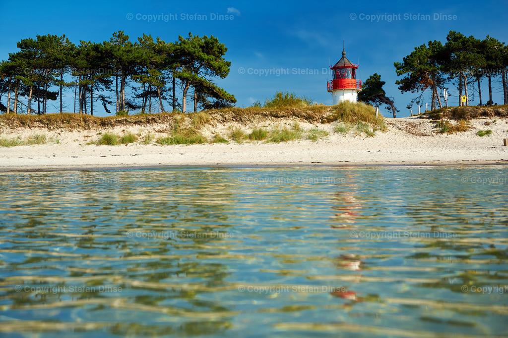 lighthouse Gellen on Isle Hiddensee | lighthouse Gellen on Isle Hiddensee