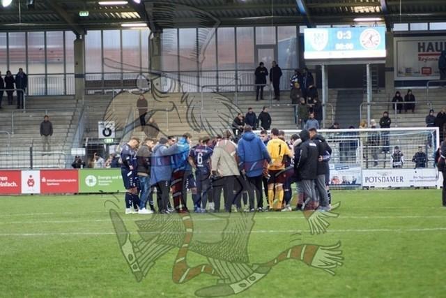 SV Babelsberg 03 vs. BFC Dynamo 133