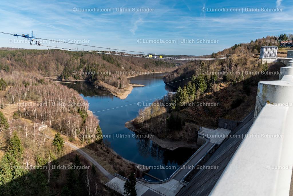 10049-5550 - Bau der Hängebrücke im Harz | max. Bildgröße A3 | 300dpi
