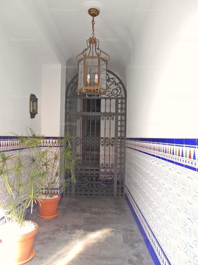 DSCN0982a   Eingang in Santa Cruz de La Palma