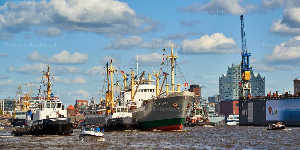 10190509 - MS Bleichen beim Hafengeburtstag