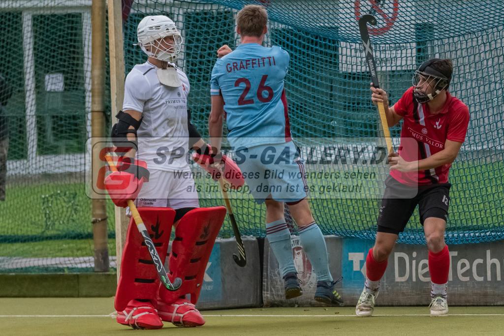 SM_2020-09-05_H-0445   BL Herren - UHC vs TSV Mannheim/ 2:1,   copyright Sabine Müller/ SaMBpics-Hockey