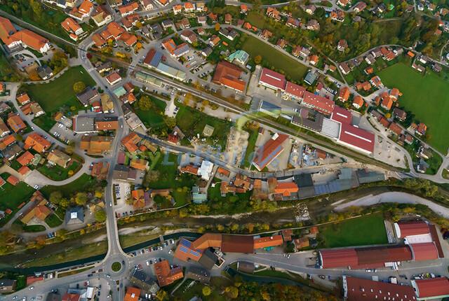 luftbild-siegsdorf-bruno-kapeller-14 | Luftaufnahme von Siegsdorf im Herbst 2019
