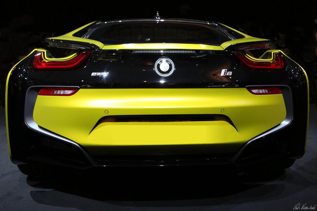 BMW i8 | photo of a BMW i8