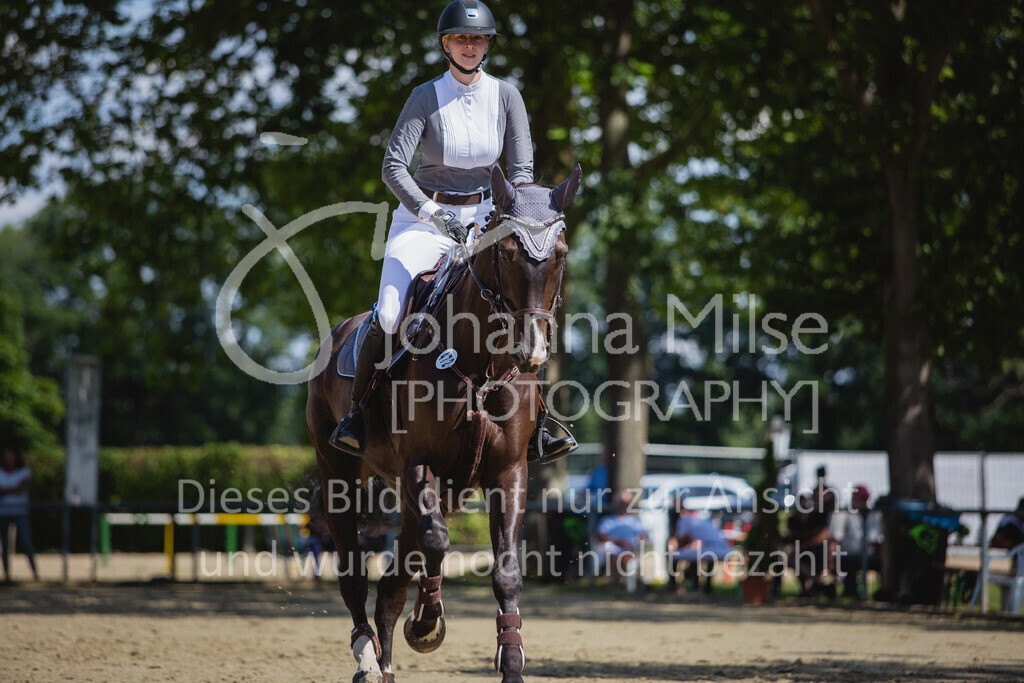 200819_Delbrück_Sprpf-A_2_1-276 | Delbrück Masters 2020 Springpferdeprüfung Kl. A** 4-6jährige Pferde