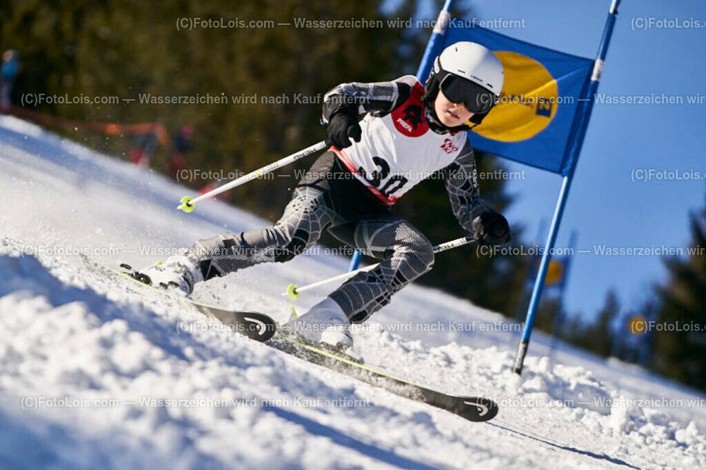 0243_KinderLM-RTL-I_Trattenbach_Schoeggl Livio | (C) FotoLois.com, Alois Spandl, NÖ Landesmeisterschaft KINDER in Trattenbach am Feistritzsattel Skilift Dissauer, Sa 15. Februar 2020.