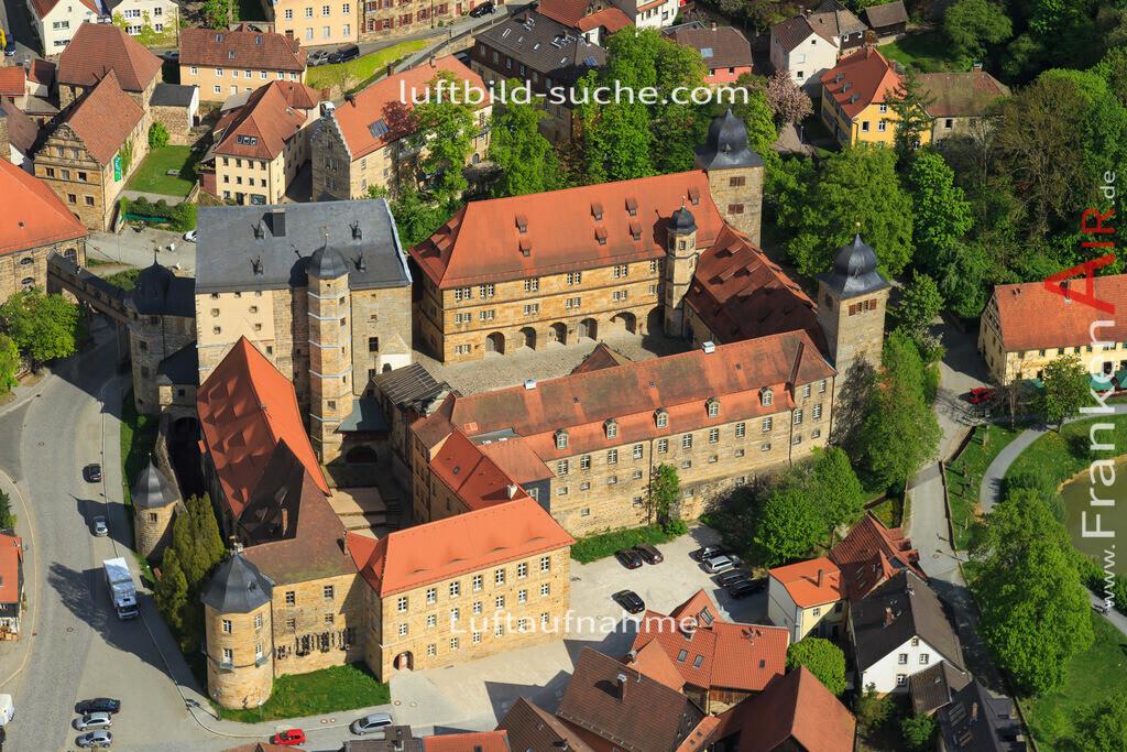thurnau-2015-151 | Luftbild von  Thurnau - Luftaufnahme wurde 2015 von https://frankenair.de mittels Flugzeug (keine Drohne) erstellt - die Geschenkidee