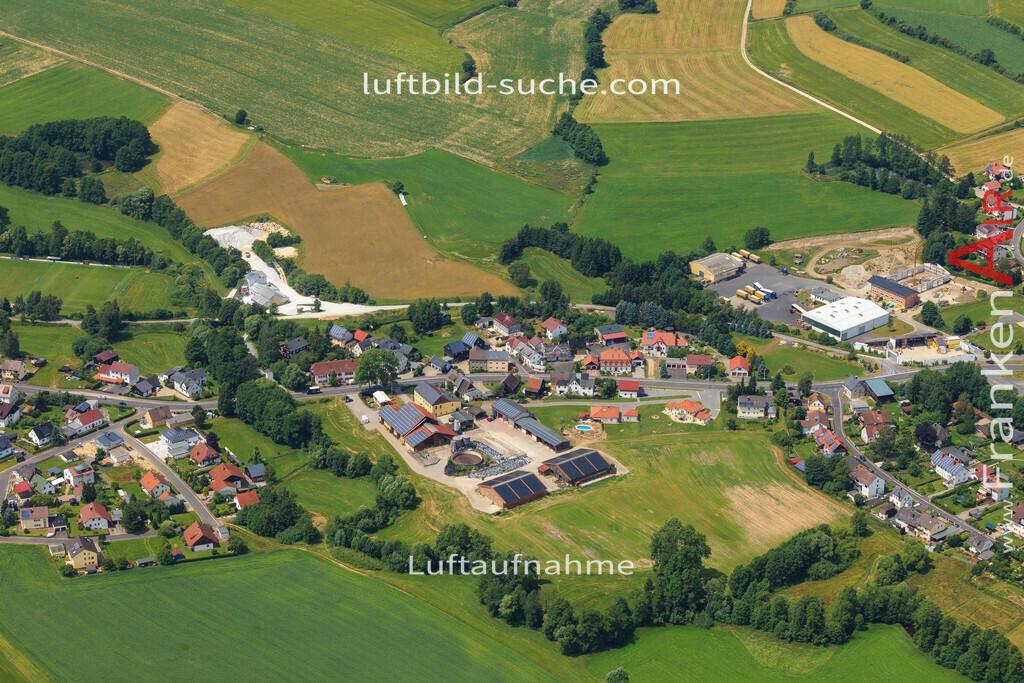 furthammer-wunsiedel-2016-2347 | Luftbild von Furthammer Wunsiedel - Luftaufnahme wurde 2016 von https://frankenair.de mittels Flugzeug (keine Drohne) erstellt - die Geschenkidee