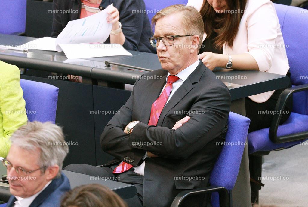 Dietmar Bartsch im Bundestag
