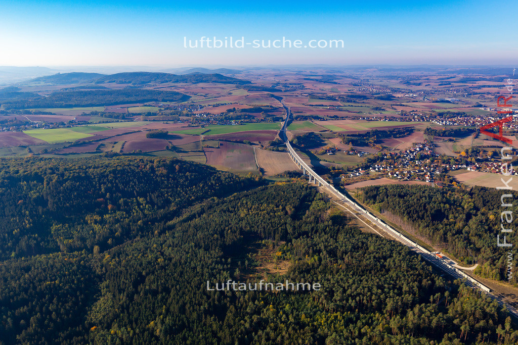 ice-strecke-untersiemau-18-690 | aktuelles Luftbild von Ice-strecke Untersiemau - Luftaufnahme wurde 2018 von https://frankenair.de mittels Flugzeug (keine Drohne) erstellt.