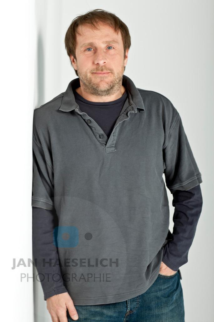 Bjarne Mädel | Fototermin in Hamburg am 31.03.2010 zur ARD Fernsehserie