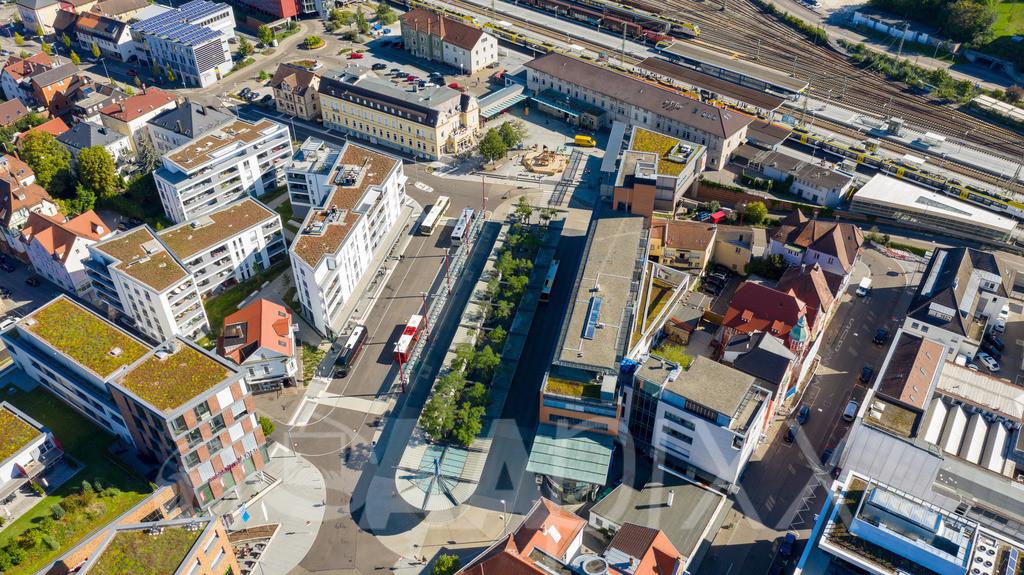 Aalen | ZOB |Cityquartier