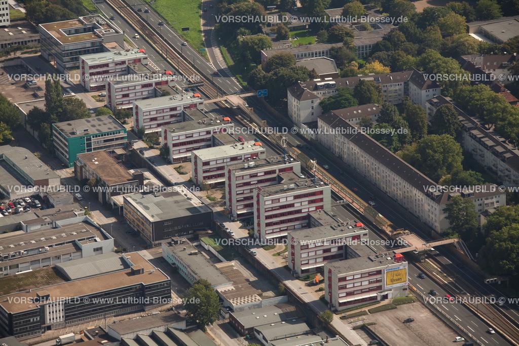 ES10095585 | Luftbild, ETEC Essen an der A40, Technologiezentrum Essen,  Essen, Ruhrgebiet, Nordrhein-Westfalen, Germany, Europa, Foto: hans@blossey.eu, 11.09.2010