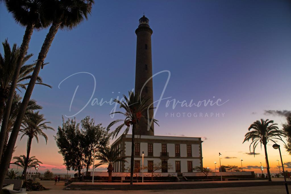 Faro de Maspalomas | Abendstimmung am Leuchtturm von Maspalomas