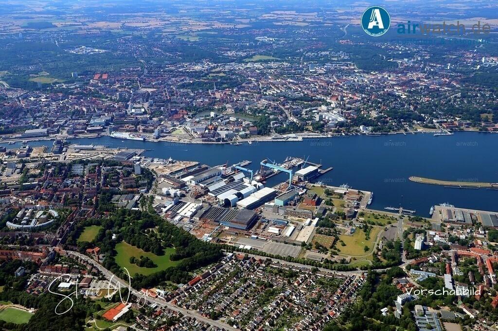 Kiel-Ellerbek, Kiel-Gaarden, German Naval Yards, Werftpark, Ellerbek, Kieler-Förde  | Kiel-Ellerbek, Kiel-Gaarden, German Naval Yards, Werftpark, Ellerbek, Kieler-Förde • max. 6240 x 4160 pix