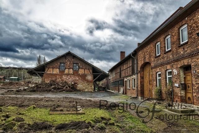 Ästhetik im Verfall | Die Ruinen der ehemaligen Kunstdrechslerei Nieske in Groß Düngen. Bald weichen sie einem Komplex für betreutes Wohnen.