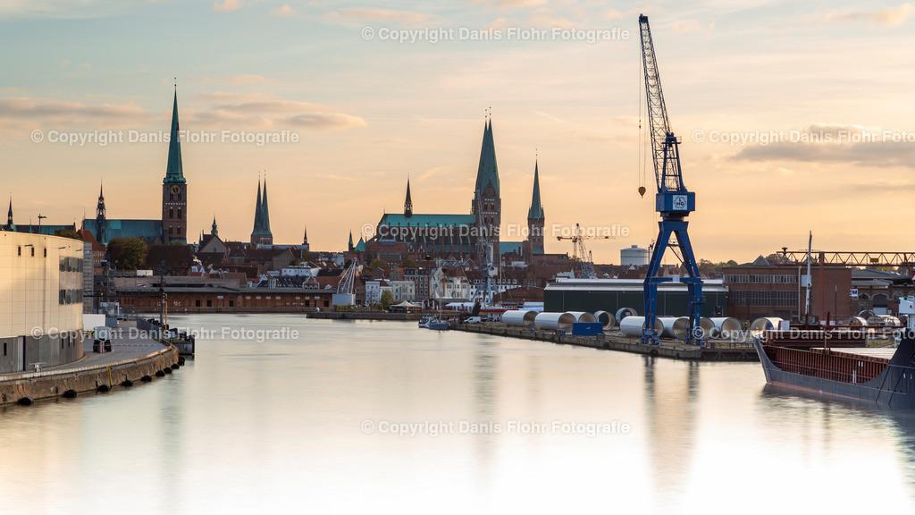 Lübecker Hafen | Der Hafen zu Lübeck