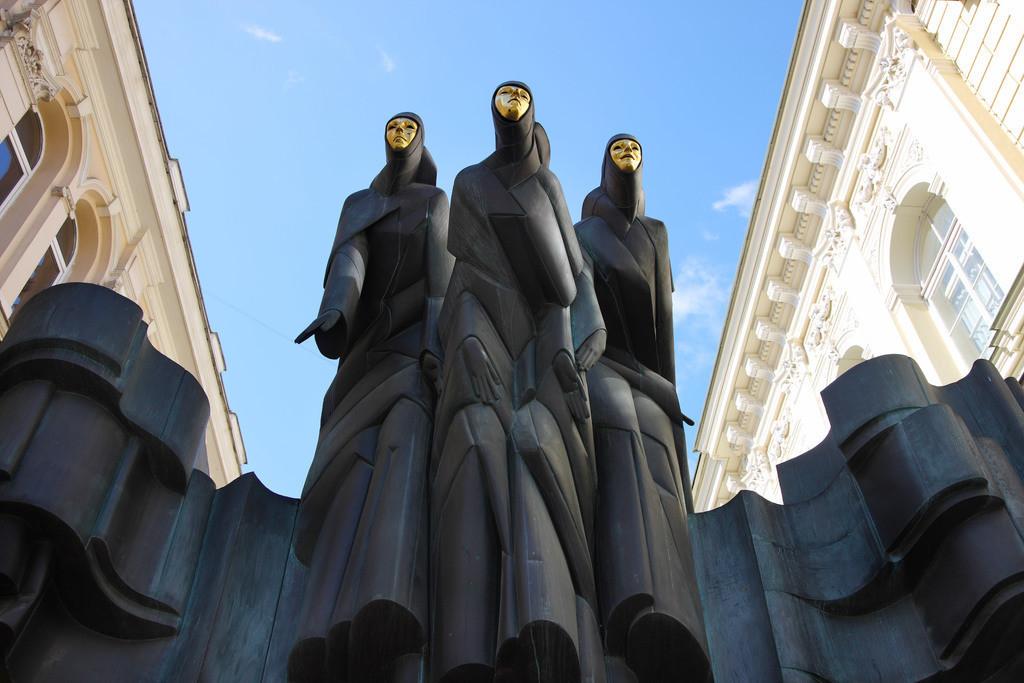 Vilnius | Skulptur