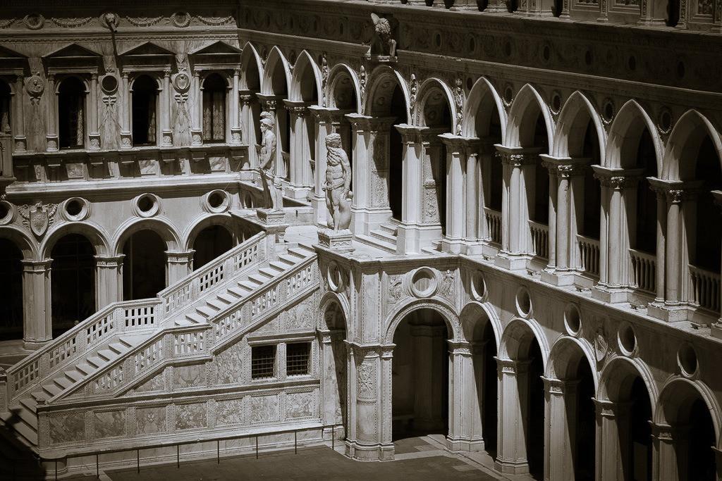 Dogenpalast in Venedig | Der #Dogenpalast in #Venedig