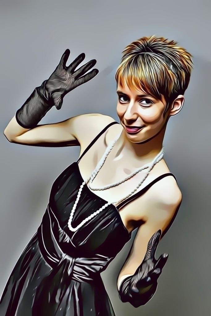 Handschuh Lady Bild 053