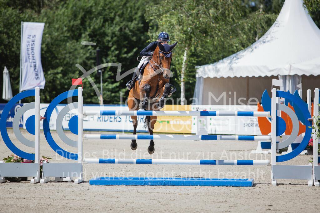 200726_Wohlde_M2-Springen-105 | Late Entry Wohlde Pedersen Sporthorses 26.07.2020 Springprüfung Kl. M** 7jährig + ält. Pferde