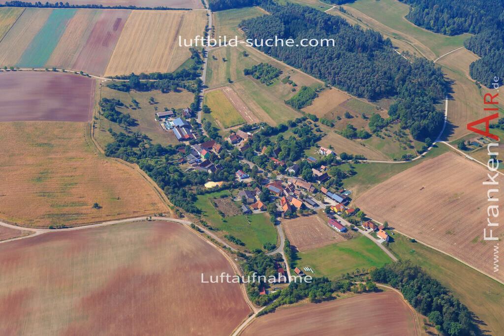 limbach-obernzenn-2016-8551 | Luftbild von Limbach Obernzenn - Luftaufnahme wurde 2016 von https://frankenair.de mittels Flugzeug (keine Drohne) erstellt - die Geschenkidee