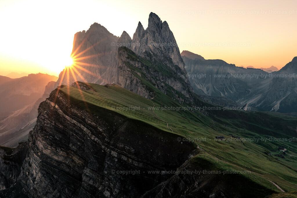 Seceda Geislerspitzen Dolomiten-1