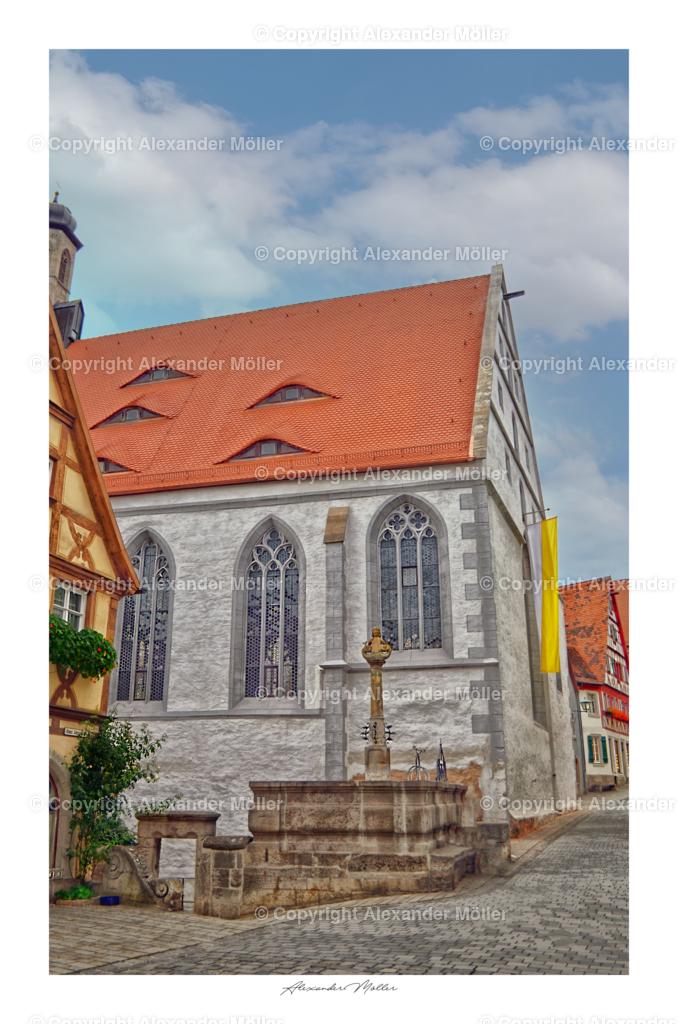 Rothenburg ob der Tauber No.59