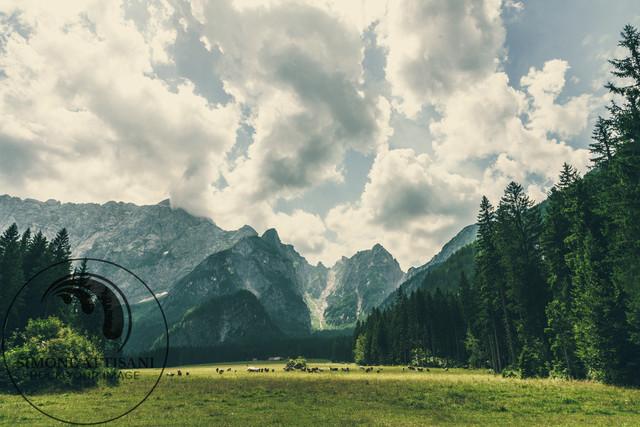 Laghi di Fusite - Italy   Laghi di Fusine -  Simone Attisani Photography
