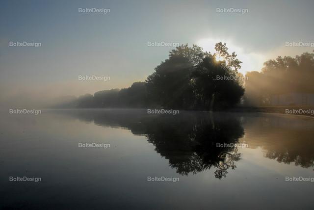 20090923_0044 | Bob-Rox, Silbersee, Stimmung, Nebel, Herbst;