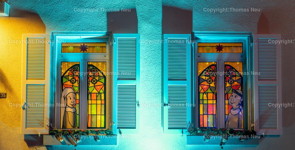 DSC_3906 | ble,Lorsch, blaues Weihnachtswunder, Innenstadt, ,, Bild: Thomas Neu