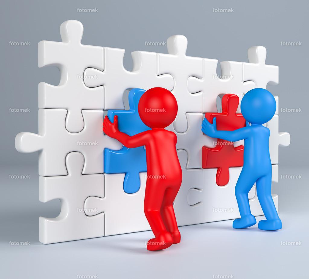 Puzzlewand Teamwork