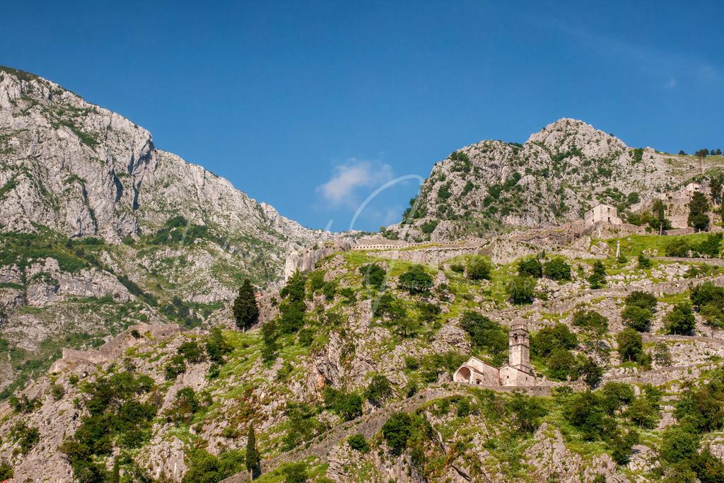 Kotor | Die Festung oberhalb von Kotor