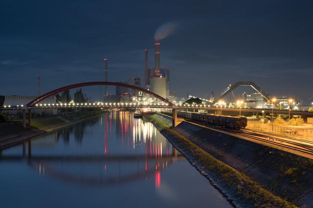 Mannheim Nightscape