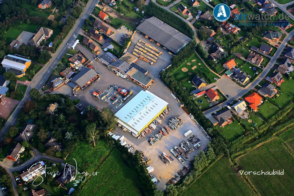 Luftbild Husum, Nordsee, Worminghaus, Alte Hallen | Luftbild Husum, Nordsee, Worminghaus • max. 4272 x 2848 pix.