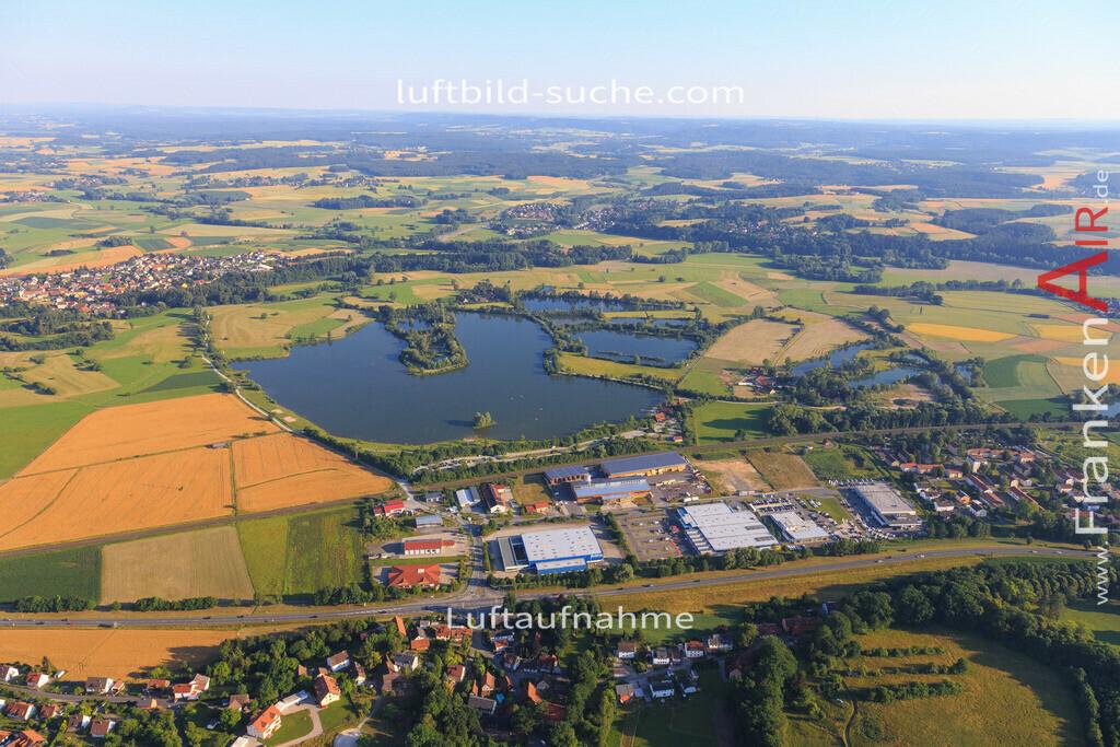 kulmbach-2015-1803 | Luftbild von  Kulmbach - Luftaufnahme wurde 2015 von https://frankenair.de mittels Flugzeug (keine Drohne) erstellt - die Geschenkidee