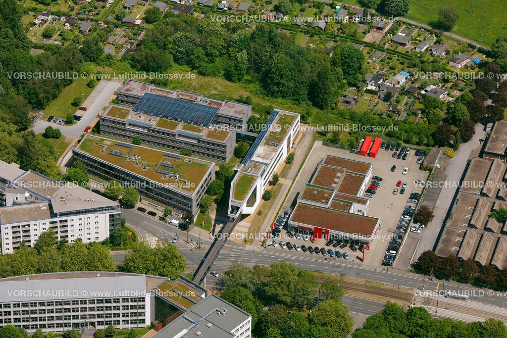 ES10058526 | Bildungspark Essen,  Essen, Ruhrgebiet, Nordrhein-Westfalen, Germany, Europa, Foto: hans@blossey.eu, 29.05.2010