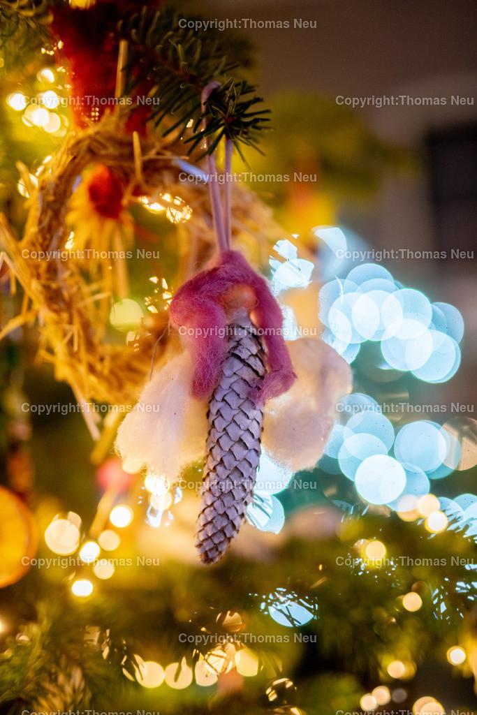 DSC_3942   ble,Lorsch, blaues Weihnachtswunder, Innenstadt, ,, Bild: Thomas Neu
