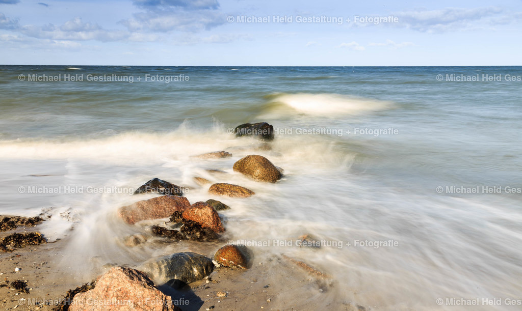 Ostseestrand | Küstenschutz am Ostseestrand