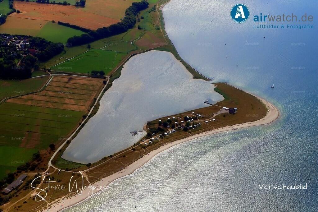 Eckernförder Bucht, Aschauer-Lagune | Eckernförder Bucht, Aschauer-Lagune