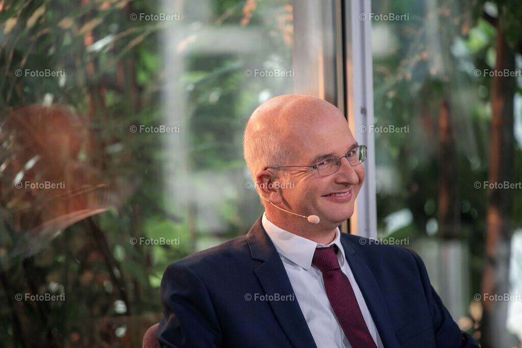 Abend zum Zukunftskonzept des Botanischen Gartens Berlin | Prof. Thomas Borsch, Direktor Botanischer Garten Berli