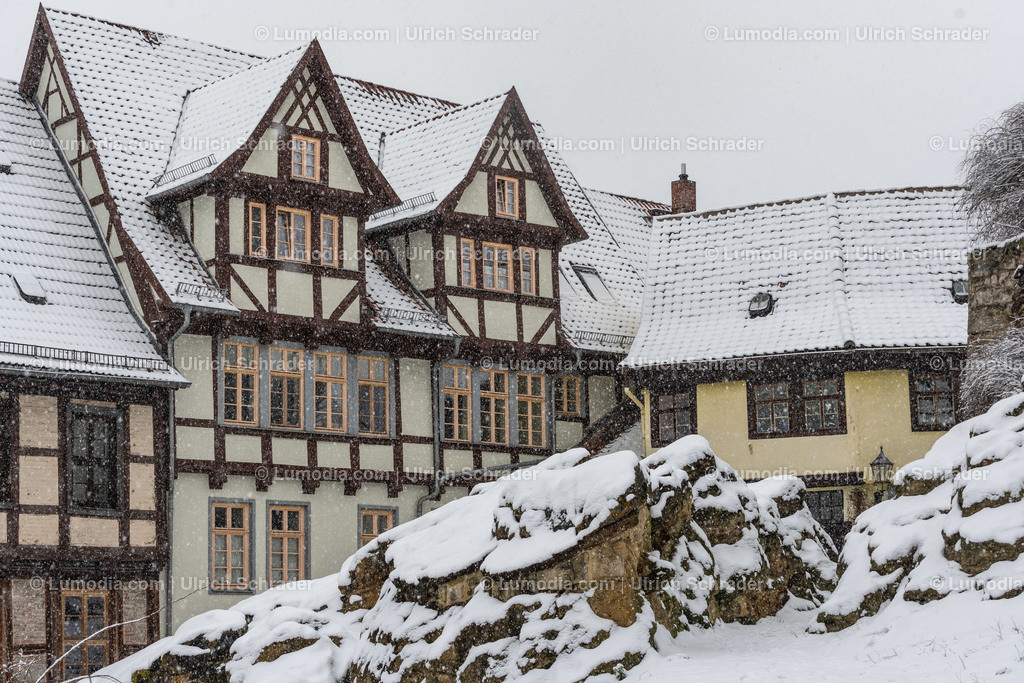 10049-11600 - Winter in Quedlinburg