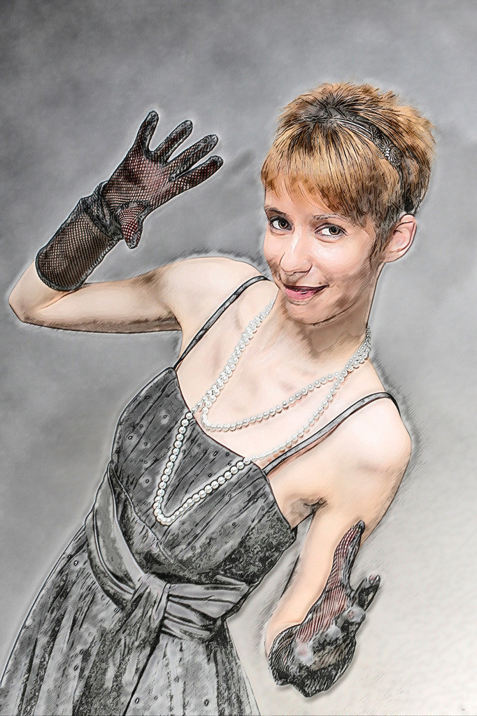 Handschuh Lady Bild 043