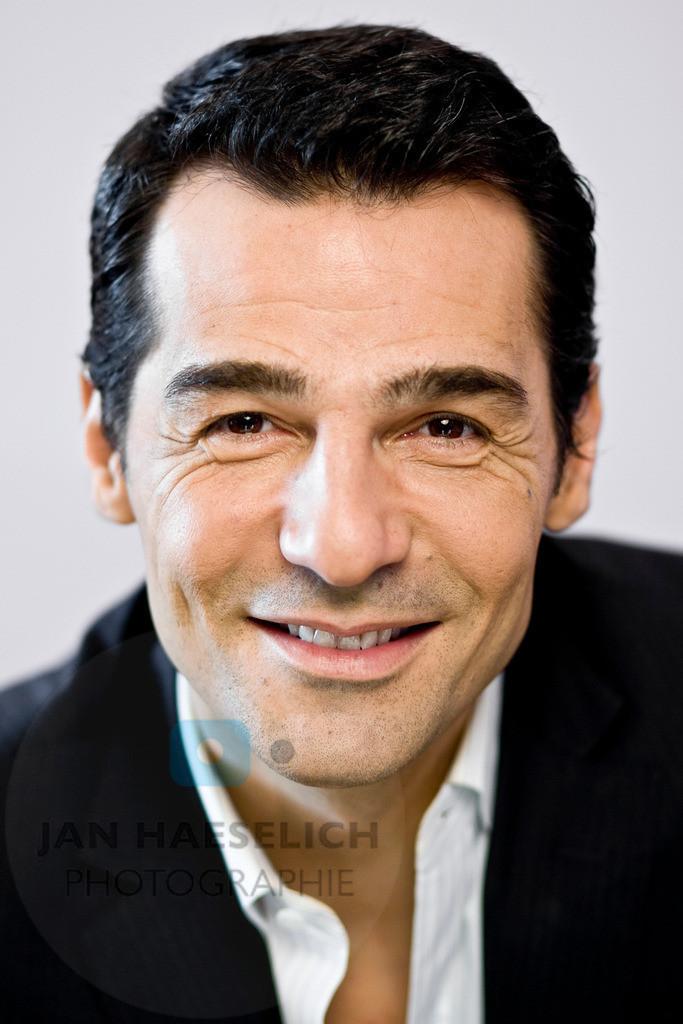 Erol Sander | Fototermin am 17.11.2008 in Hamburg zum ARD Fernsehfilm