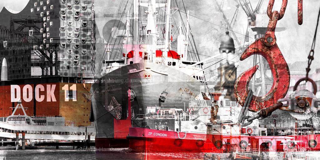 11978381 - Hamburg Collage 005