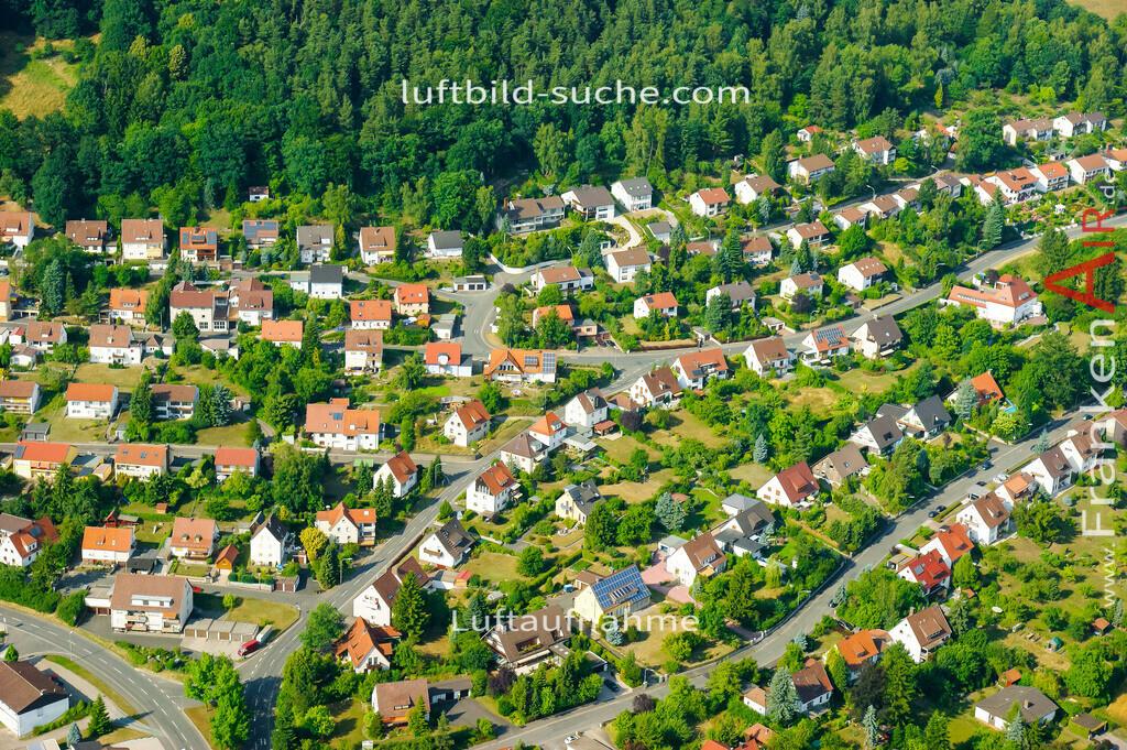 ziegelhuetten--2008-07 | Luftbild von Ziegelhuetten Kulmbach - Luftaufnahme wurde 2008 von https://frankenair.de mittels Flugzeug (keine Drohne) erstellt - die Geschenkidee