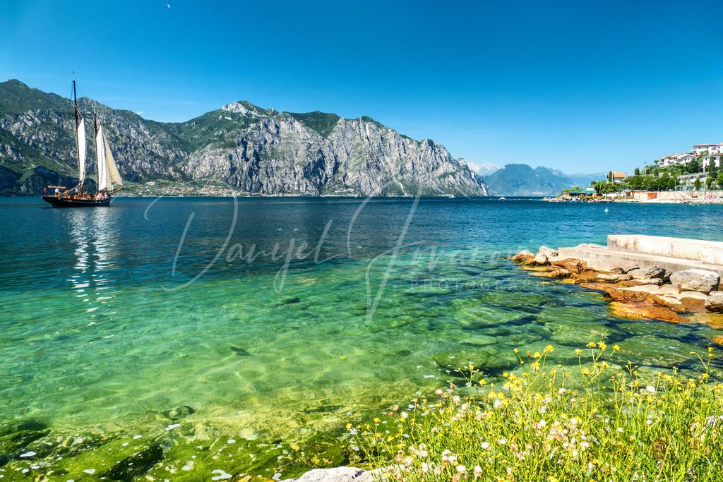 Lago di Garda | Klares Wasser des Gardasees